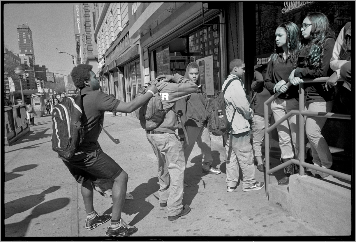 play-fight-teens-NYC
