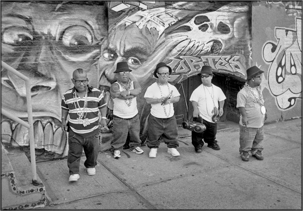 Little people matt weber graffiti