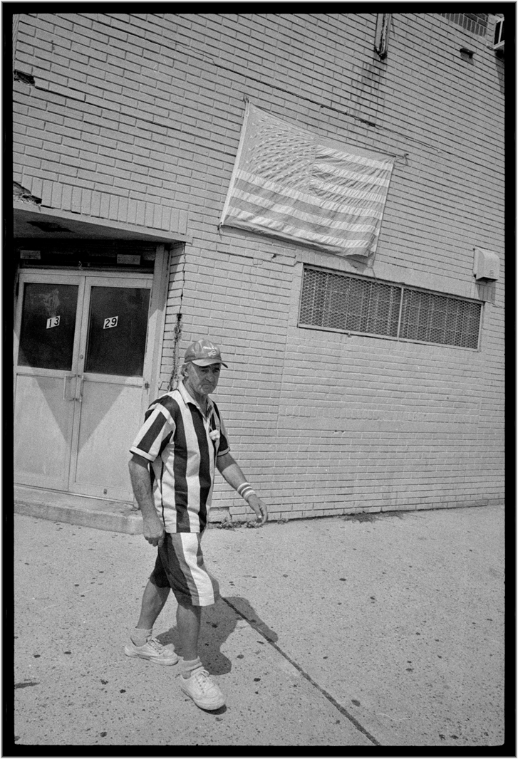 9/11-flag-coney-island-matt-weber