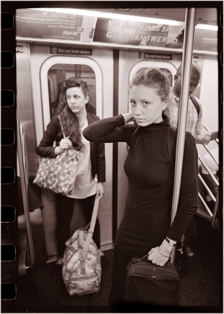 woman-nyc-subway-matt-weber