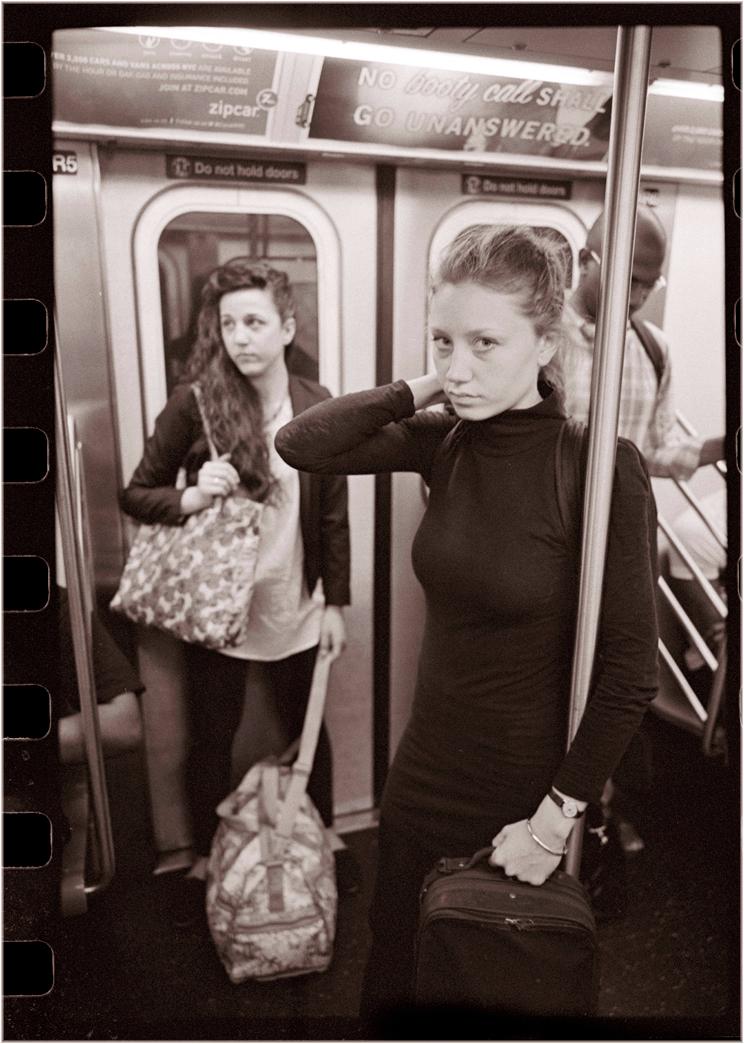 woman-nyc-subway-matt-weber