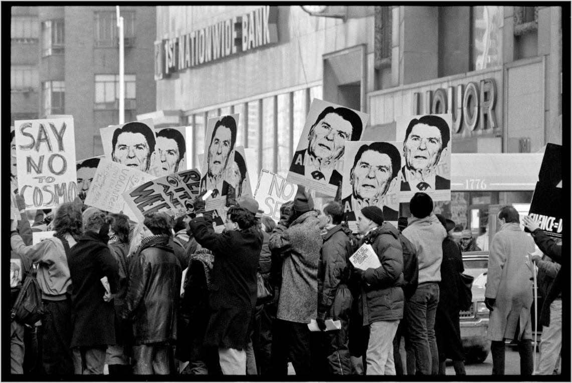reagan-aids-protest-matt-weber-nyc
