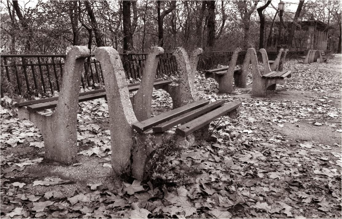 bkoken benchs-NYC-matt-weber