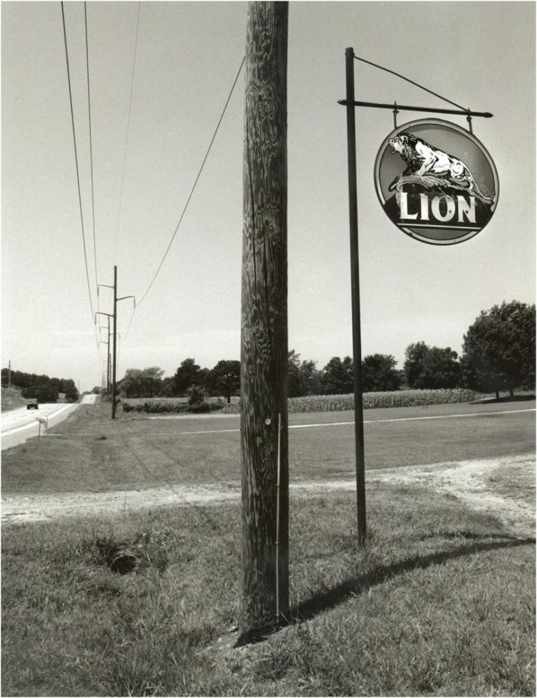 LION-gasoline-Sign-matt-weber