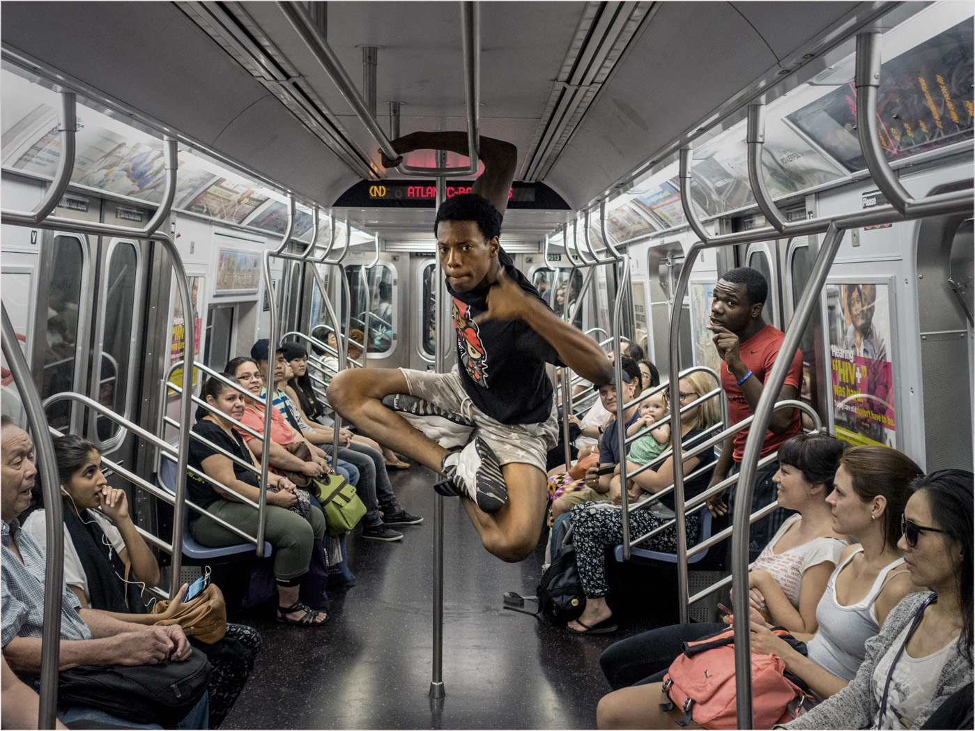 Dc metro passangers are assholes