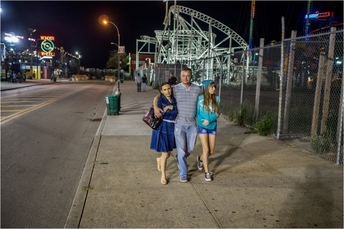 family-coneyIsland-night