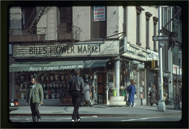 Bill's-Flower-market-nyc-1986 copy