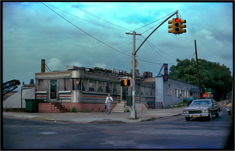 old nyc-diner