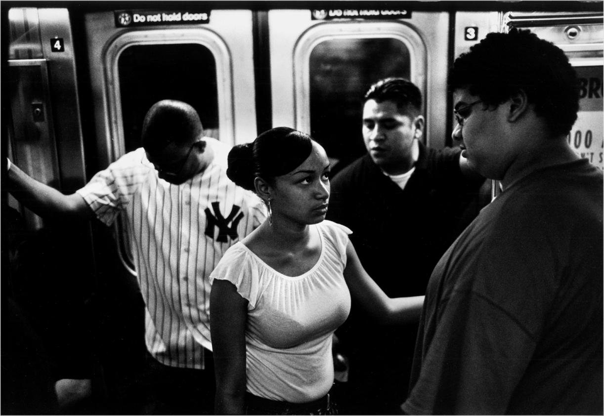 subway-teens-nyc-mattweber