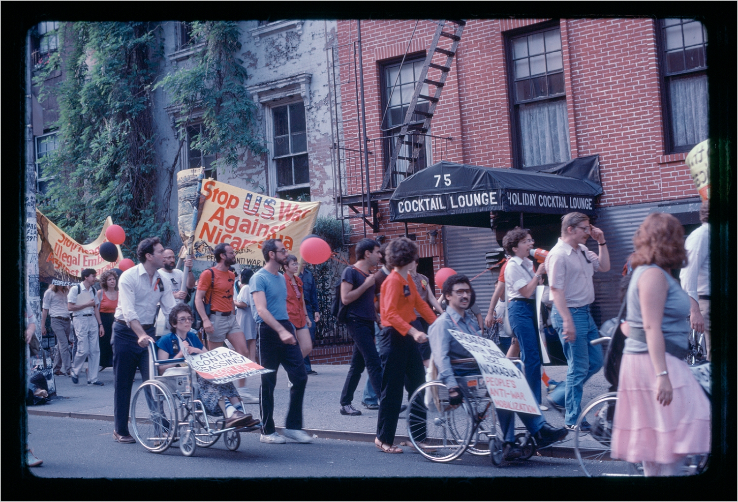 St.Marks-Protest-1985