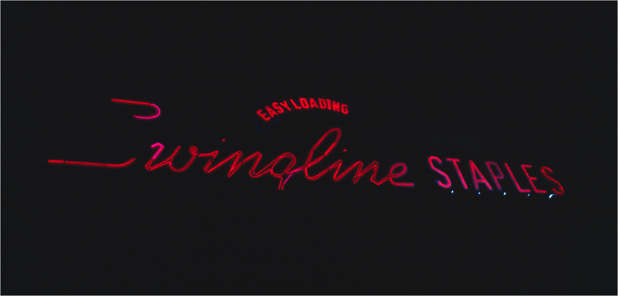 Swingline-Staples-Neon-1985 copy