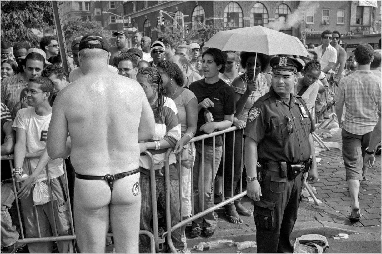 **Cop-GayButt-