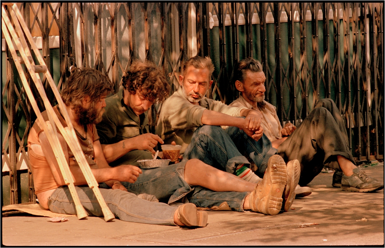 Four-Bowery-Bums-1985 copy