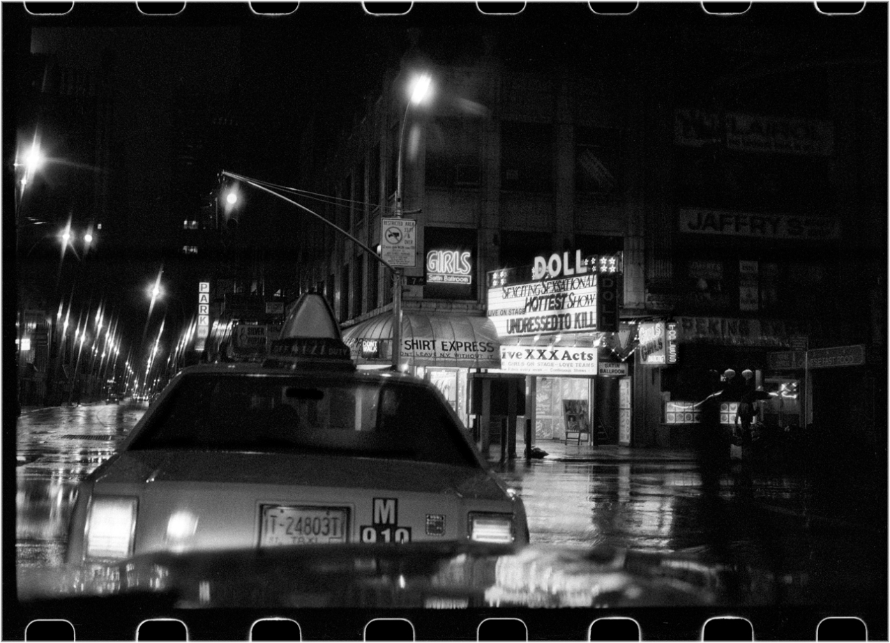 TimesSq-RainyNightTAXI-Doll-Porn-1985 copy