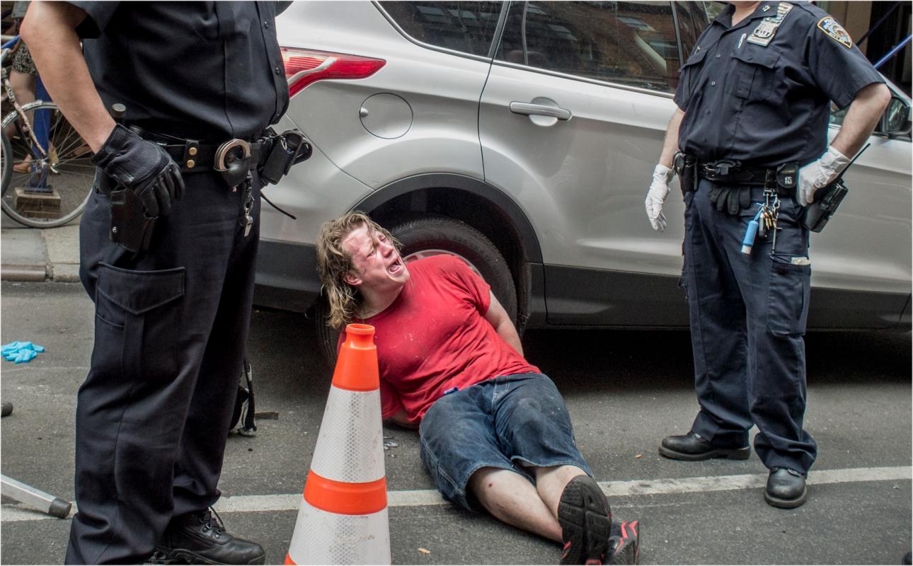 police-arrest
