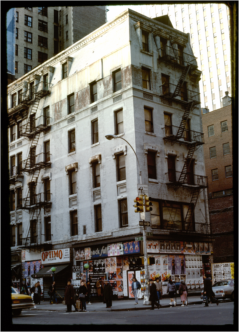 57st-8thAve-Optimo-1985 copy