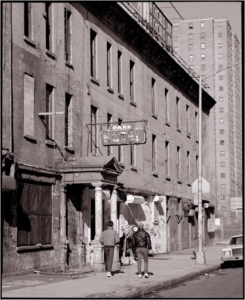 Harlem-PARK-Hotel=1986 copy