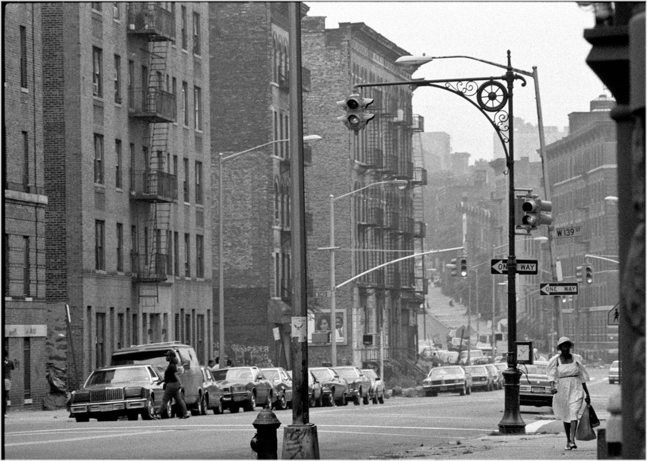 Harlem-StreetLight-1985 copy