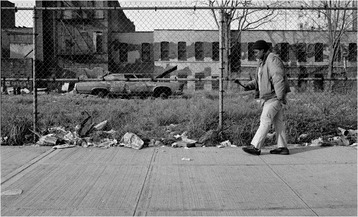 Harlem Page 2 Black And White Street Photographs Of