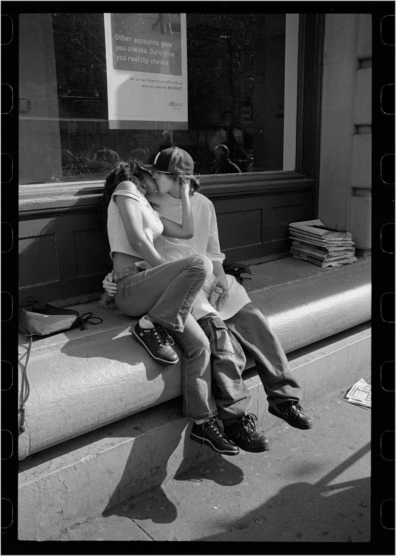 Matt Weber Teen Kiss 2003 Copy