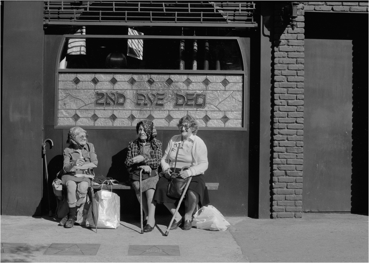2d-Ave-Deli-Bench-Women-1988 copy