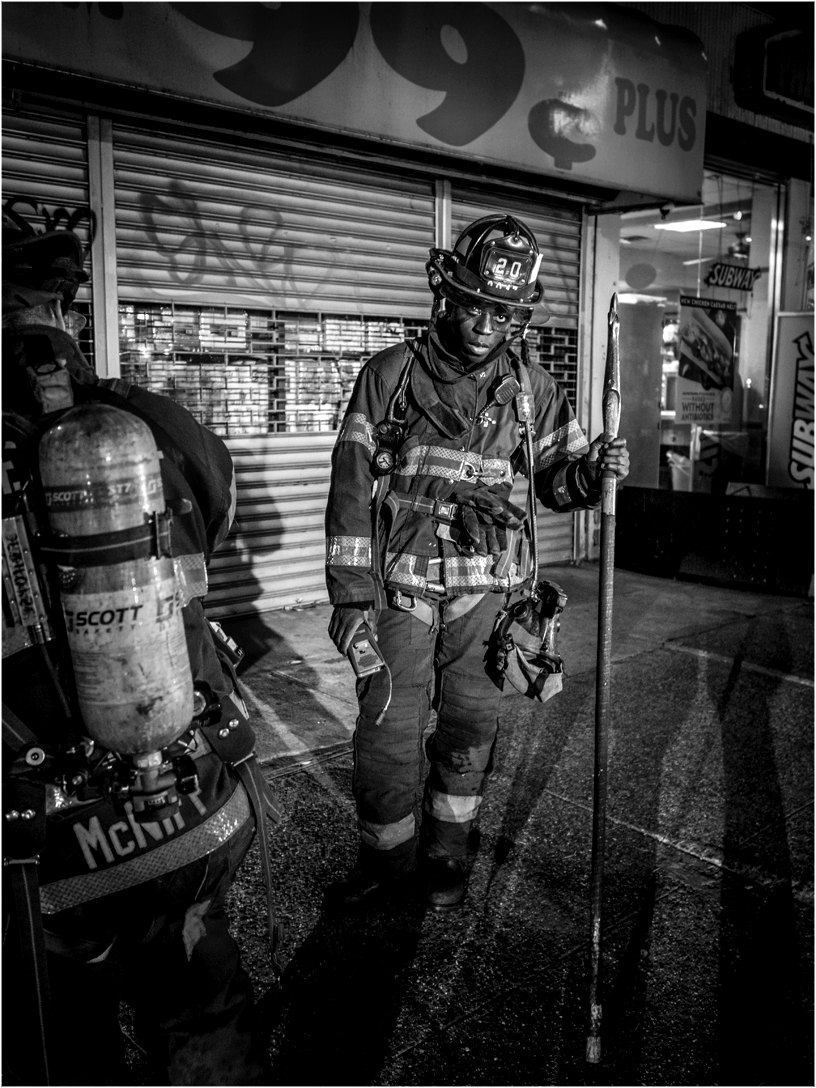 amsterdam-flood-2-fireman-hook-stare-bw-copy