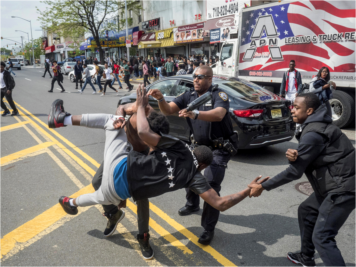 Black Lives Matter, Lgbtq Groups Find Common Ground In Fight Against Police Brutality