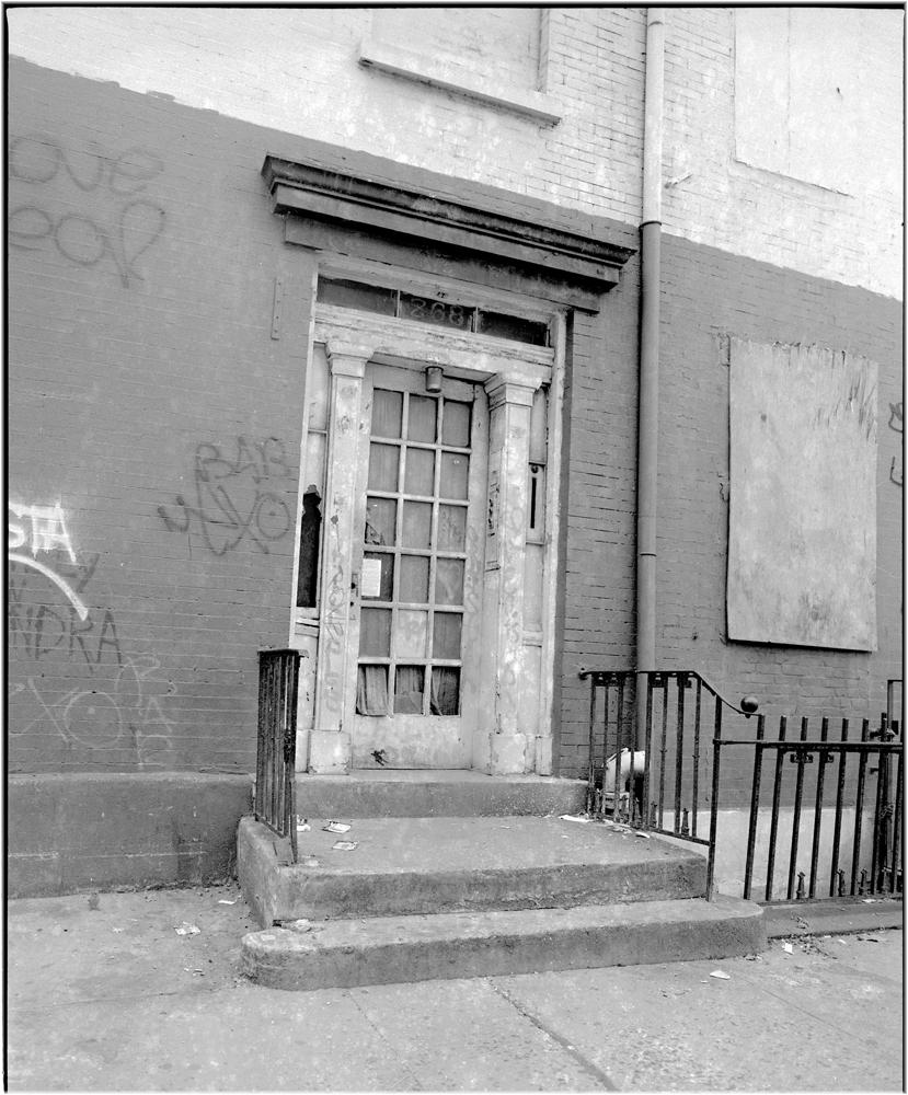 Door 1986 & Door 1986 u2013 Black and White Street Photographs of New York City by ...