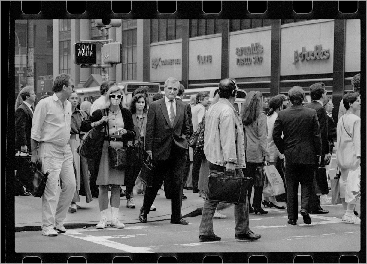 Rush hour 1989